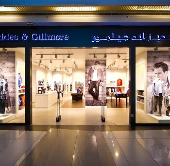 Geddes & Gilmore – WTC Mall AUH
